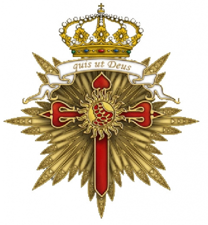 Ordine Reale di San Michele dell'Ala Insegna/Badge